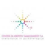 logotip Center za krepitev samozavesti T.A.