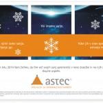Astec / voščilnica NL