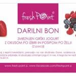 FreshPoint / darilni bon