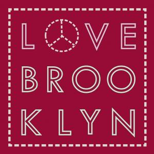 logotip LOVEBrooklyn