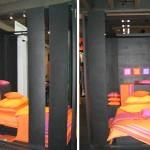 naročnik: Odeja d.o.o. - styling za sejemsko predstavitev na sejmu Heimtextil v Frankfurtu
