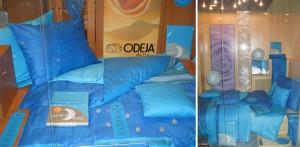 naročnik: Odeja d.o.o. - styling za izložbo v Mercator Centru v Mariboru