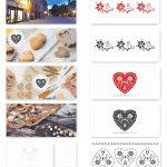 Razvojna agencija Sora / projekt Kjer domujejo zgodbe -. serija razglednic