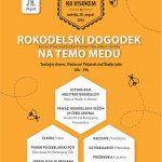 Razvojna agencija Sora / plakat za Medeno lice