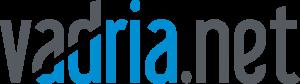 logotip Vadria.net color