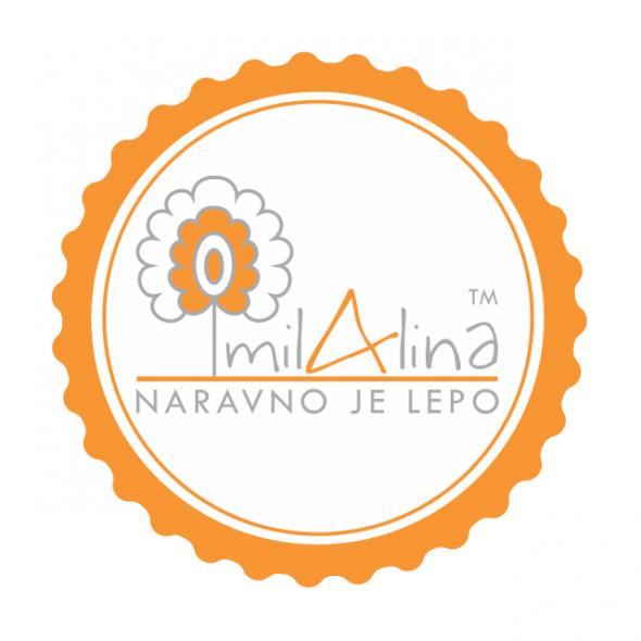 logotip Milalina