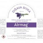Airmag / embalažna nalepka