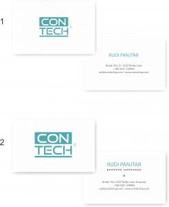 Contech / predlogi posetnic