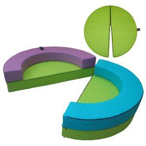 ZOFY - sestavljiva večfunkcijska sedežna kompozicija