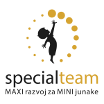 logo SpecialTeam V slogan