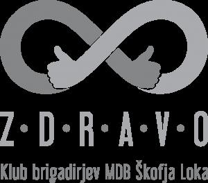 logo Loski brigadirji grey